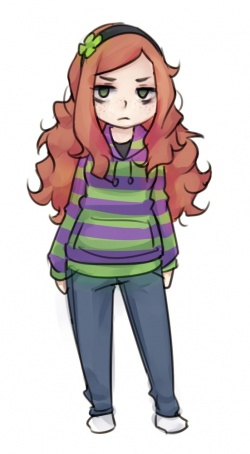 Vivian James, as she was submitted to TFYC.
